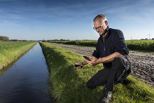 Boeren Meten Water